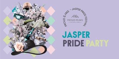Jasper Pride Party - Proud Peaks National Derby (Early Bird Tickets)