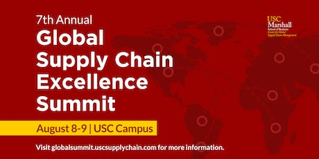 7th Annual Global Supply Chain Excellence Summit tickets