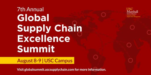 7th Annual Global Supply Chain Excellence Summit
