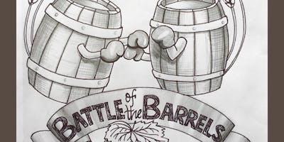 Rosebud's Battle of the Barrels 2019