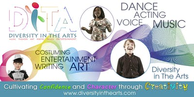 Diversity in The ARTS: Creative Arts Camp Session II