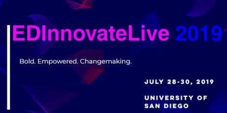 EDInnovateLive 2019 tickets