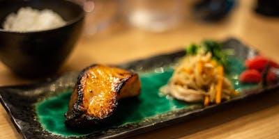 Sake Master Class & Dinner