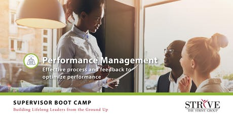 Performance Management tickets
