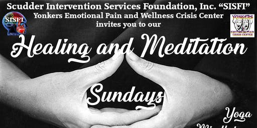 SISFI's Healing and Meditation Sundays - Yoga, Mindfullness, Connectedness