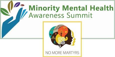 2019 Minority Mental Health Awareness Summit tickets