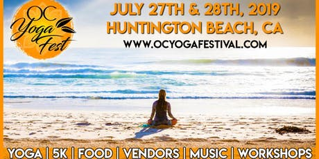 OC Yoga Festival & 5K | Summer Edition  tickets