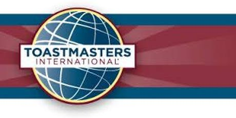 Toastmasters: Chamber Chatters  tickets