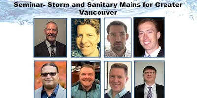 Seminar- Storm and Sanitary Mains for Greater Vancouver