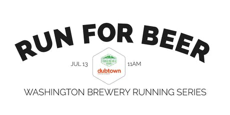 Beer Run - Four Generals and Dubtown Brewing - Part of the 2019 WA Brewery Running Series tickets