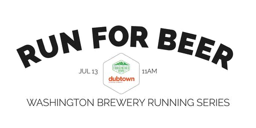 Beer Run - Four Generals and Dubtown Brewing - Part of the 2019 WA Brewery Running Series