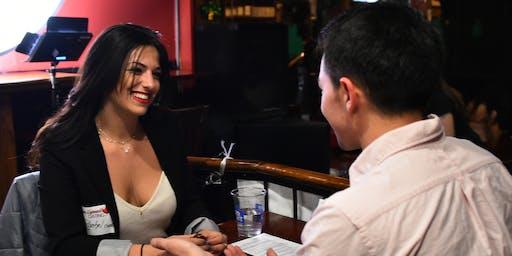 slender woman speed dating