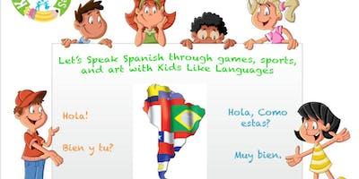 THURSDAYS Spanish (K -2)