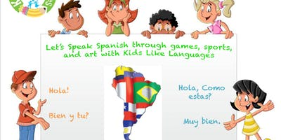 WEDNESDAYS Spanish (3 - 5)