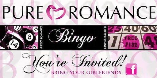 Summer's Pure Romance Vendor Bingo
