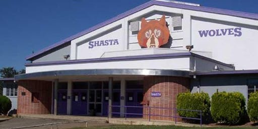 "Shasta High School Class of 1989 presents ""The 30th"""