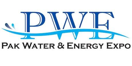 4th Pak Water & Energy Expo, Karachi tickets