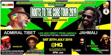 ROOTS TO THE CORE 2019 tickets