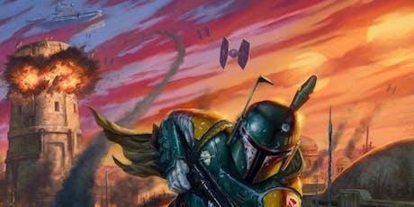 Star Wars: Imperial Assault - Im Schatten der Zwillingssonnen Tickets