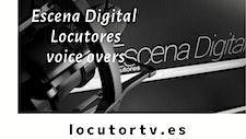 Escena Digital Locutores logo