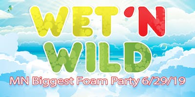 Wet 'N Wild FOAM PARTY 2019 General Admission