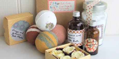 Handmade Bath Goodies Workshop tickets
