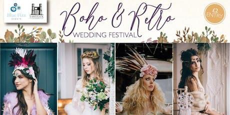 Boho & Retro Wedding Festival tickets