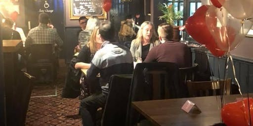 speed dating locations in london