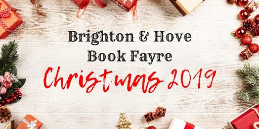 Brighton & Hove Christmas Book Fayre 2019