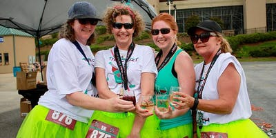 The Crazy Wine Dash Orlando 5K Run