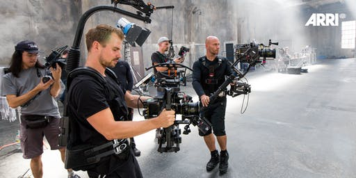 ARRI Certified Training for Camera Motion | Brooklyn
