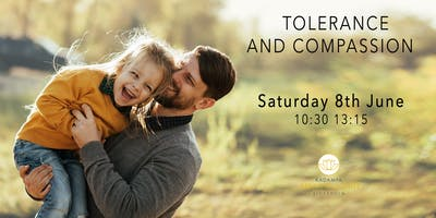 Tolerance and compassion | Meditation course in Malmö