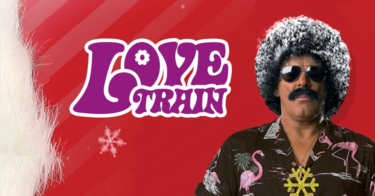 Brutus Golds Love Train -  Xmas Disco Ball - Leeds
