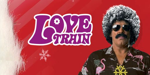 Brutus Gold's Love Train -  Xmas Disco Ball - Leeds