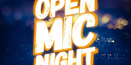 Discover Talent - Open Mic Night tickets