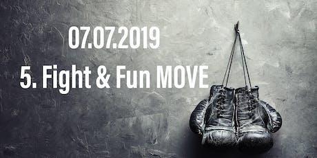 Die 5. Fight, Fitness & Fun MOVE mit Leo, Steven, Christina Tickets