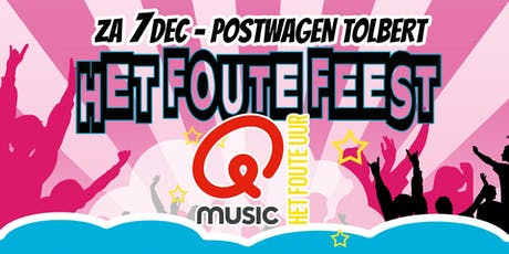 Foute Feest Tolbert 2019 tickets
