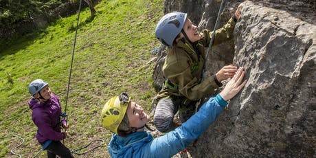 Introduction to Climbing & Abseiling tickets