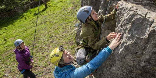 Introduction to Climbing & Abseiling