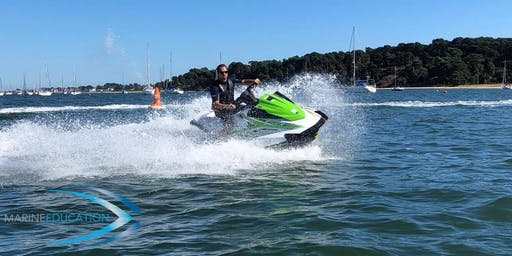 RYA Jet ski (PWC) Proficiency Course, Poole (Prices from £210.00pp)