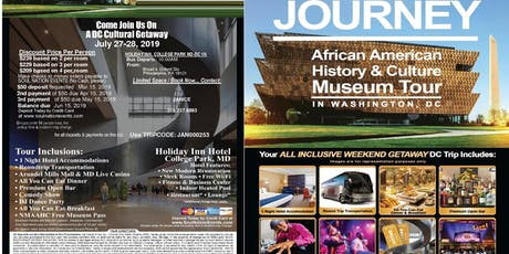 A People's  Journey To The African American History & Culture Museum Tour tickets