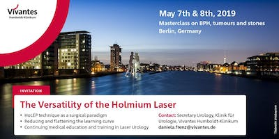 The Versatility of the Holmium Laser