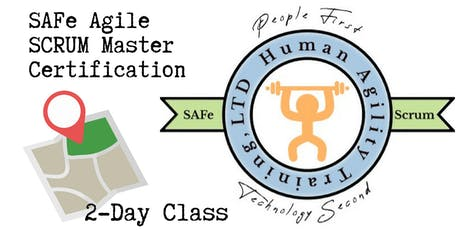 SAFe Agile 4.6 SCRUM Master Certification tickets