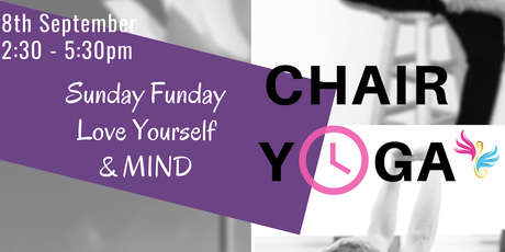 CHAIR YOGA - SUNDAY FUNDAY tickets