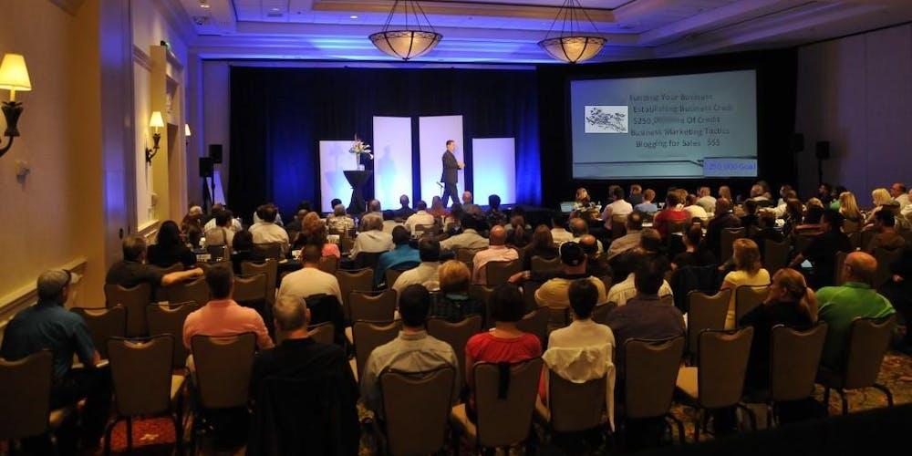 Business Credit Mastery Seminar - Las Vegas - 3 Days Tickets
