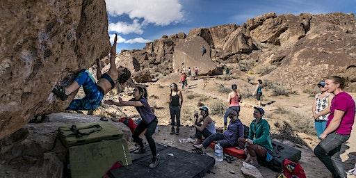 2020 Women's Climbing Festival - Bishop