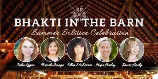 Bhakti in the Barn Day Retreat