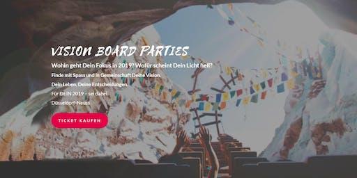 Vision Board Party - Deine Träume, Ziele und Visionen für Dein Leben