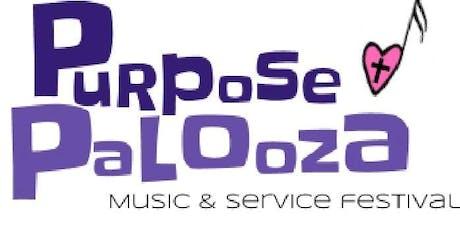 PurposePalooza tickets