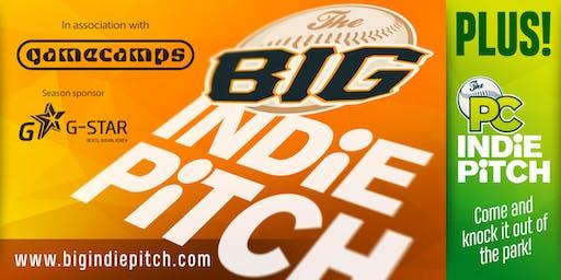 Big Indie Pitch+PC Indie Pitch@GDC 2019,带游戏营